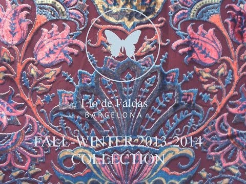 LIO DE FALDAS. Colección FW13/14