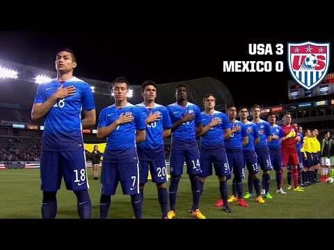 U-23 MNT vs. Mexico: Highlights - April 22, 2015