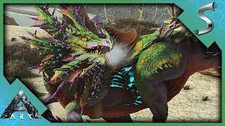 AMAZING VELONASAUR MUTATIONS! - Ark: Extinction [DLC Gameplay E22]