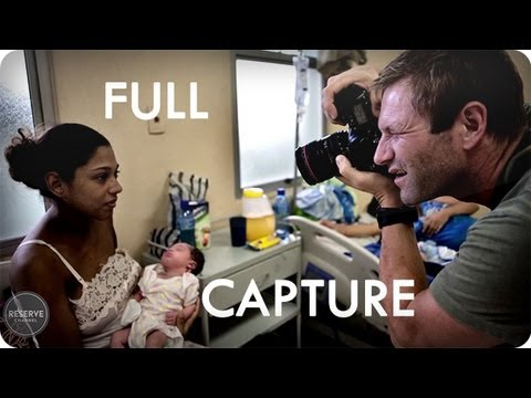 Aaron Eckhart and Peter van Agtmael | Capture Ep. 8 Full | Reserve Channel