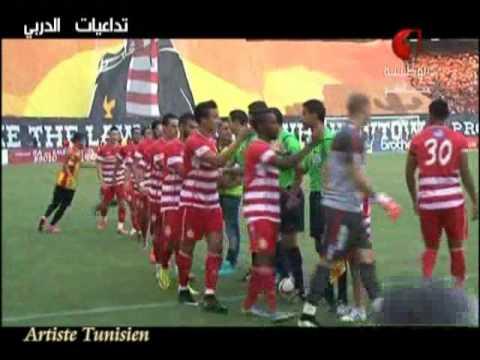 DS Club Africain 0-2 Espérance Sportive de Tunis CA vs EST [L'après-derby : Les dégâts] 18-10-2015