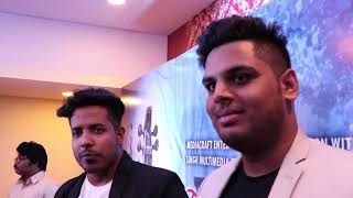 Launch of Hindi Horror film THE BLACK VIOLIN Talking with Music Directors