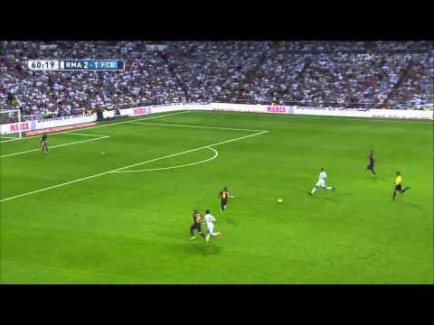 La Liga 25 10 2014 Real Madrid vs Barcelona - HD - Full Match - Polish Commentary