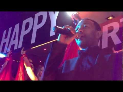 John Legend Wishes 1 OAK Nightclub Las Vegas a Happy Anniversary