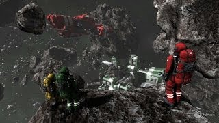 Jousting In Space Engineers