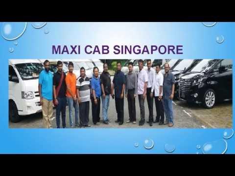 Maxi Cab Singapore| Vellfire limo cab