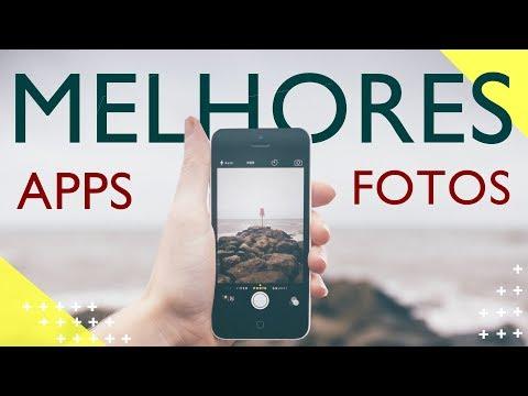5 MELHORES APPs edição de FOTOS 2018 - Como editar foto gringa tumblr - Aplicativos blogueiras