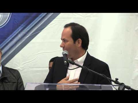 José Luis Orozco inaugura la tienda SAM'S Club Ciudad Guzmán