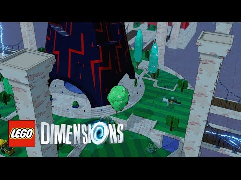 LEGO Dimensions: The Powerpuff Girls - Battle Arena (The STORMY City of Townsville!)
