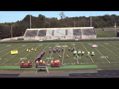 Hopkins County Central High School Marching Storm Band