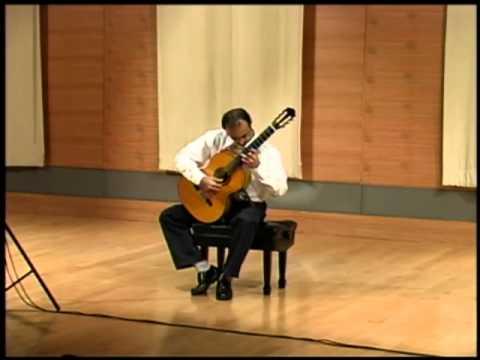 Una Limosna por el amor de Dios-Agustin Barrios Performed by Devang Metha.