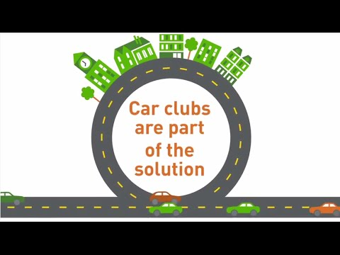 Zipcar Car Lite London - the road to a more liveable city