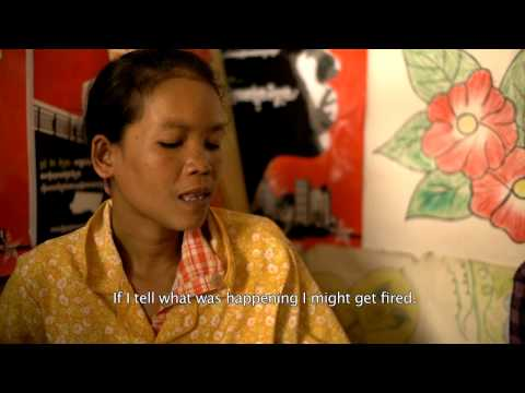 A wage you can live on - Textile workers in Cambodia