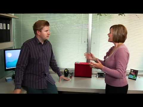 Christa Wagner, Professional Organizer, and AJ Vickery, host of GetConnected TV, share some tips to transform your bland cubicle into a personalized, productive work space and provide some...