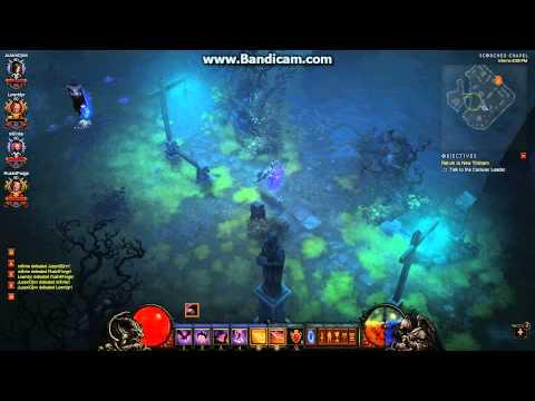 Diablo III PVP Legacy Nats DH PTR