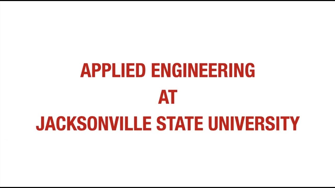 Department of Applied Engineering Overview