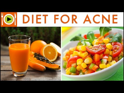 Best Foods for Acne Treatment | Healthy Recipes