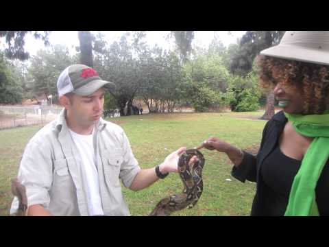 GloZell's Animal Challenge - Save the Wildlife International