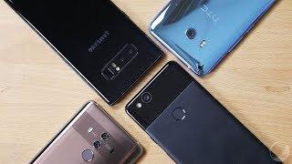 Top 5 NEW Smartphones 2018   November