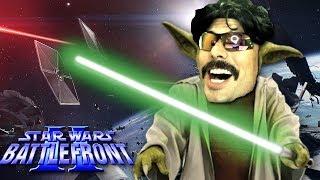 DrDisRespect's Best Game on Star Wars Battlefront 2!