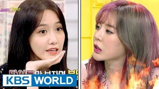 Sunny threatens Yoona she would push her down the stairs! [Happy Together / 2017.08.17]