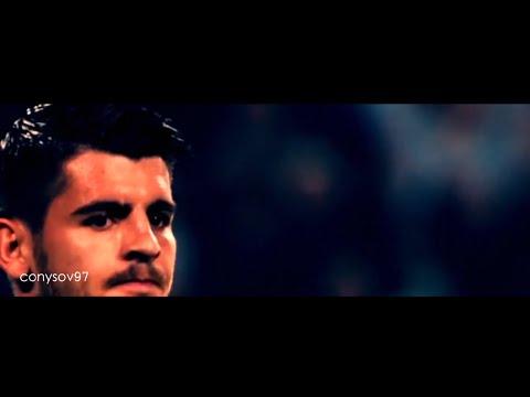 Alvaro Morata - First Year at Juve - HD