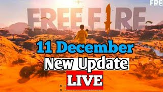 Free Fire | New Update Is Here | Game is Not Open | New Advance Server #freefirelive