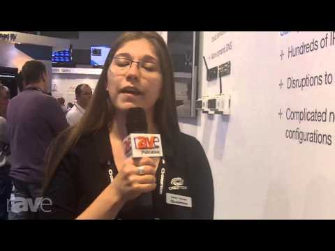 CEDIA 2013: Crestron Illuminates on its Control Processor