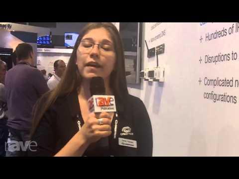 CEDIA 2013: Crestron Illuminates on its Control Processor