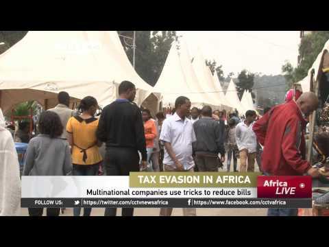 Tax Evasion Discussed At World Economic Forum On Africa