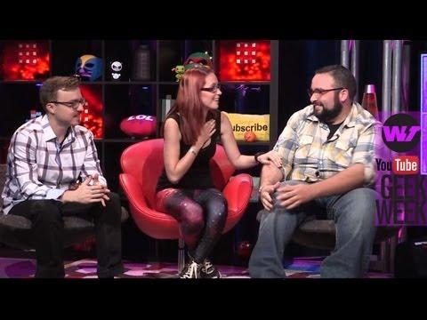 Hollywood vs. Mars with Meg Turney, VSAUCE2, Matt Mira and more! (GEEK WEEK)