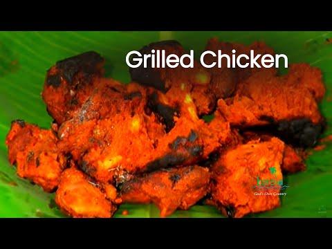 Grilled Chicken, Tribal Cuisine, Kerala