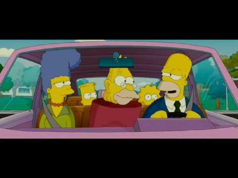 Los Simpsons - La Pelicula - Part 1 BUENA CALIDAD!