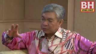 Tanding Timbalan Presiden: Zahid serah pada ahli