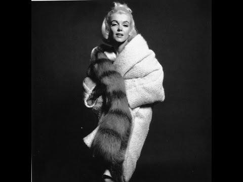 Marilyn Monroe - The White Dress Sitting 1962, by Bert Stern