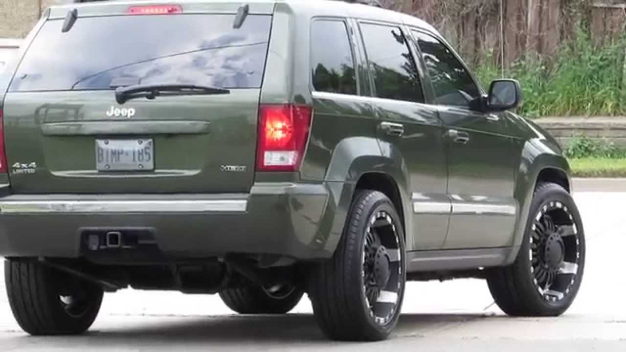 20 Inch Offroad Rims