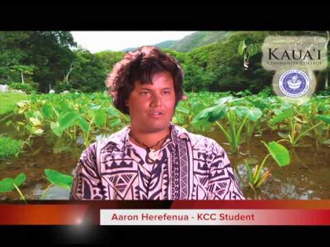 Kauai Community College - Hawaiian Studies Program