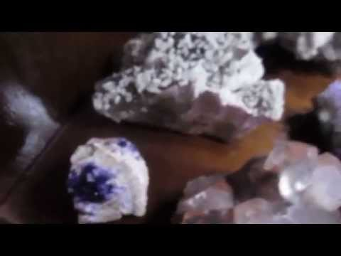 Minerali e cristalli merglie della natura