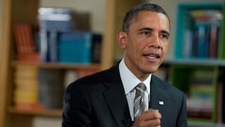 Weekly Address: Following the President's Plan for a Strong Middle Class  2/16/13