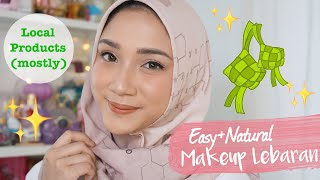 Easy Natural Lebaran Makeup Tutorial | STEFANYTALITA