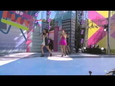 Ariana Grande - Baby I ( LIVE )