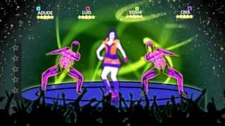 Just Dance 2014 - Neon Lights (Fanmade On Stage Mode Mashup)