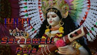 Happy Saraswati Puja 2019  Saraswati Puja Whatsapp