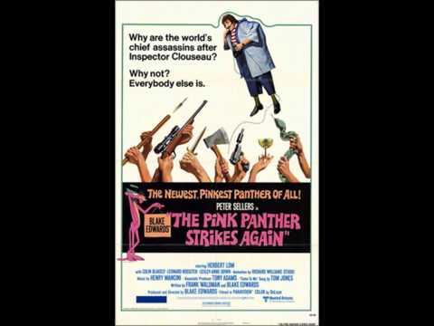 Henry Mancini - Inspector Clouseau Theme