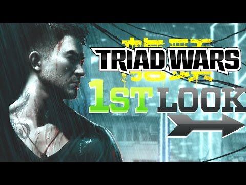Triad Wars - First Look video