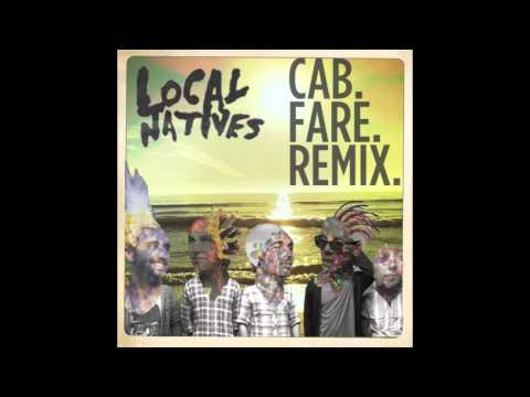 LOCAL NATIVES - Wide Eyes (Remix)