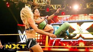 Charlotte vs. Bayley - NXT Women's Championship Match: WWE NXT, Oct. 2, 2014