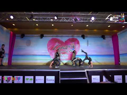 STEP UP GYMNASTIC TEAM  - LEBANON LATIN FESTIVAL 2018