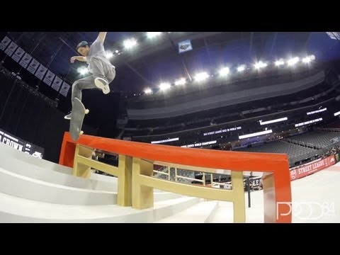 Paul Rodriguez at Street League New Jersey 2013