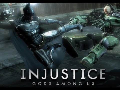 Injustice Gods Among Us iPad App Review - CrazyMikesapps